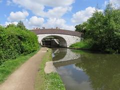 UK - Hertfordshire - Near Rickmansworth - Grand Union Canal