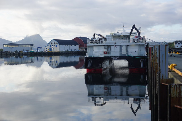 Steigtind at Svolvær