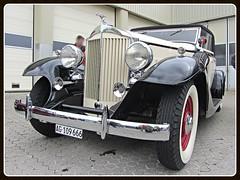 Packard Convertible, 1933