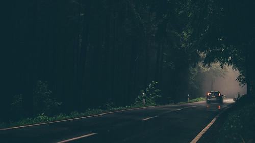 Fahrt ins Licht