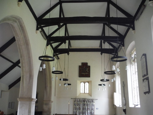 Nave, St. Mary's, Michelmersh