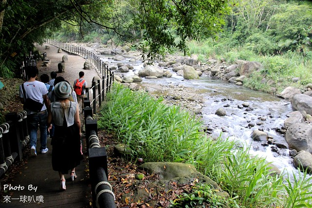苗栗景點-南庄蓬萊溪步道16