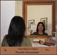 Founding Day Descendant's Gathering April 23, 2016 Toni Marie Cordero by Suzi Calderon Bellman