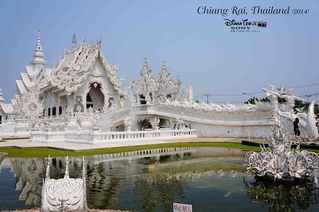 Thailand - Chiang Rai Wat Rong Khun 00