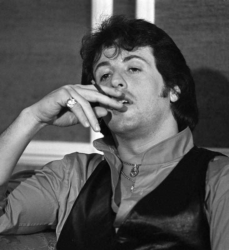 Сильвестр Сталлоне курит с молодости