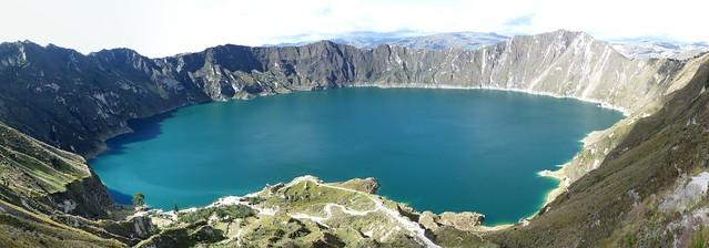 Volcan Quilotoa
