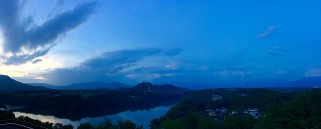 2016.7.2 恵那峡