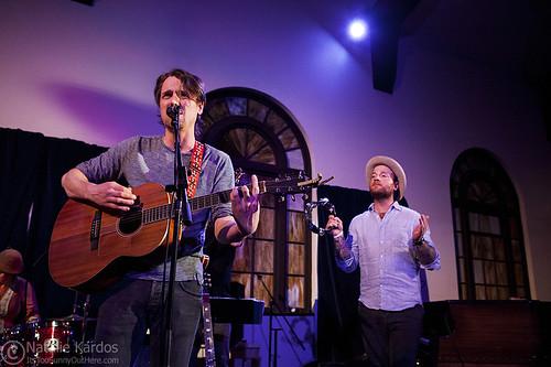 Mikey and Matty @ Fremont Abbey, 05/04/2013