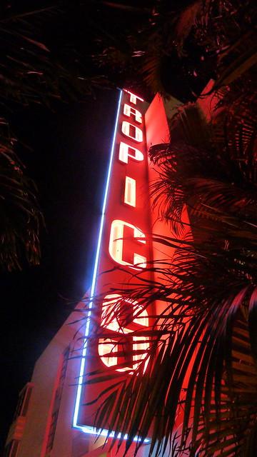 Tropics Hotel Miami