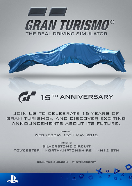 Gran Turismo Invite