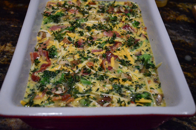 Easy Broccoli Bacon Breakfast Bake-033.jpg