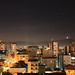 Florianópolis  at night. by Dircinha -