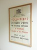 ministry of labour and national service poster, in department for education