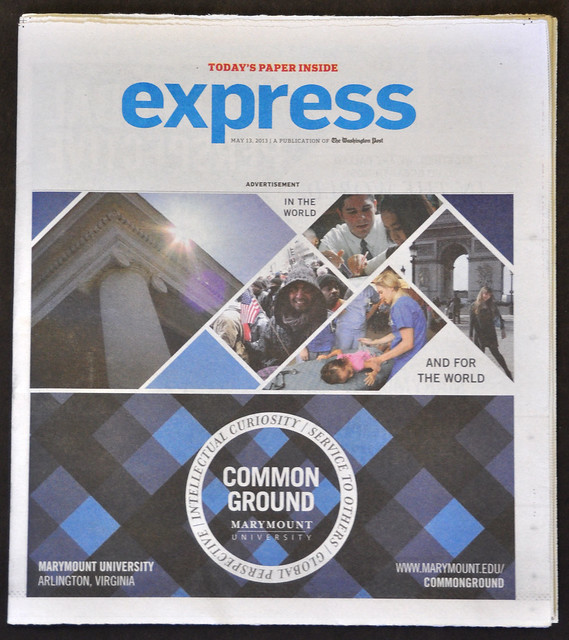 Common Ground - Post Express Spring