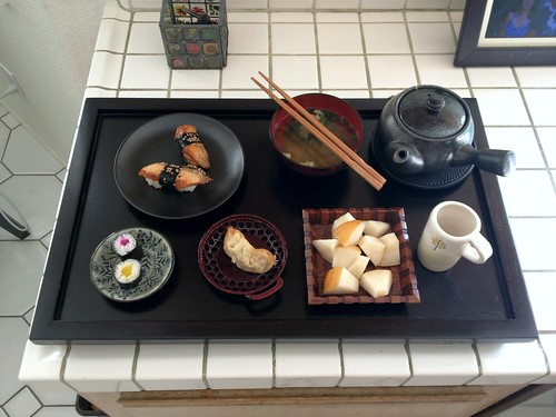 Japanese Version of English Tea Time