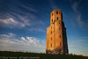 Horton Tower at Sunset