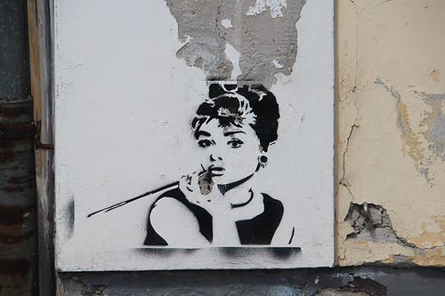 Audrey!