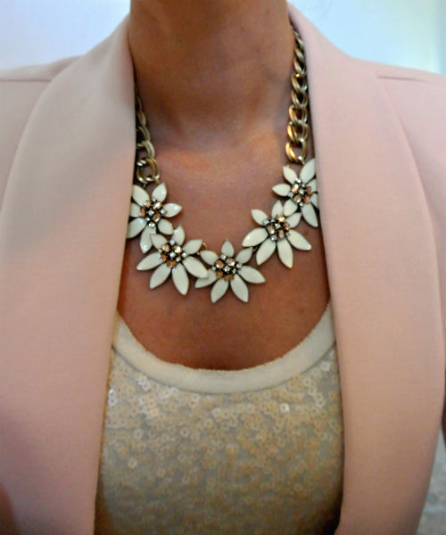 Outfit- blush pink and olive green 4