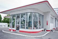 Oldtimer Tankstelle HH #7628
