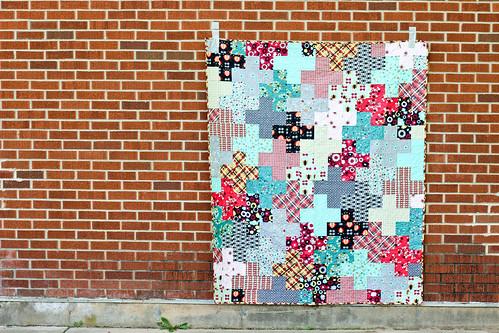 Nordika Arithmetic Quilt by Jeni Baker