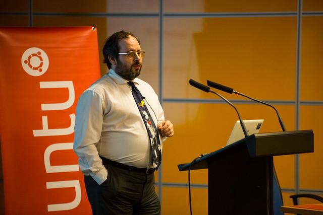 Ubuntu Party Benjamin Bayart 13.04 neutralité du net