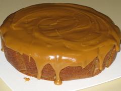 chocolate cake(0.0), sachertorte(0.0), produce(0.0), torte(0.0), cake(1.0), buttercream(1.0), baked goods(1.0), dulce de leche(1.0), food(1.0), icing(1.0), dish(1.0), dessert(1.0), cuisine(1.0),