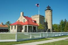 Mackinac Point Lighthouse, MI