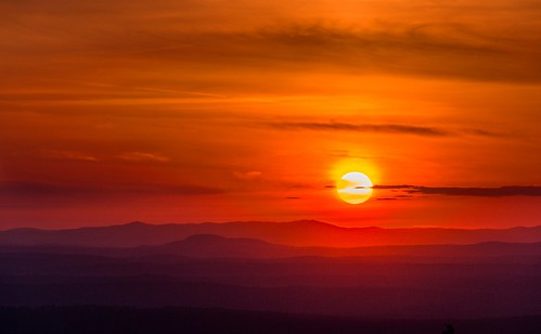 sunset mtwachusett princetonma