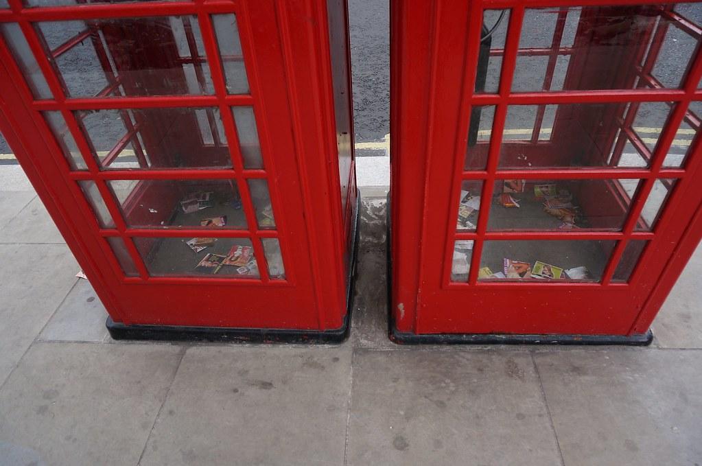 London/Paris/Canal du Midi