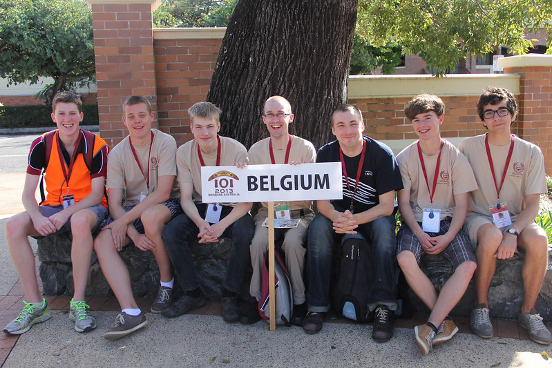 Team Belguim