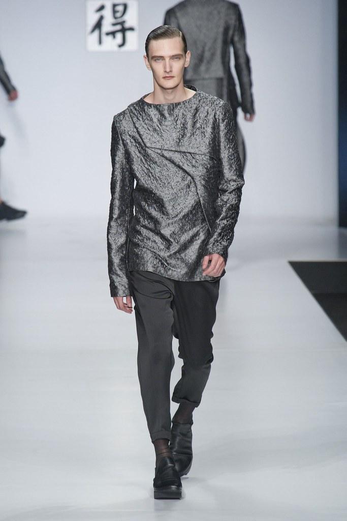 SS14 Milan Ji Wenbo003_Yannick Abrath(fashionising.com)