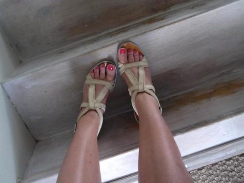 OPI Lanvin heels