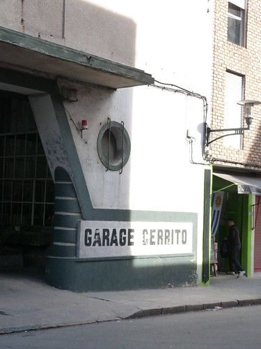 Garage Cerrito, Montevideo