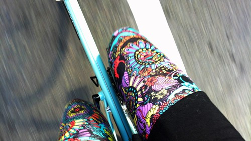 nooworks funky tights