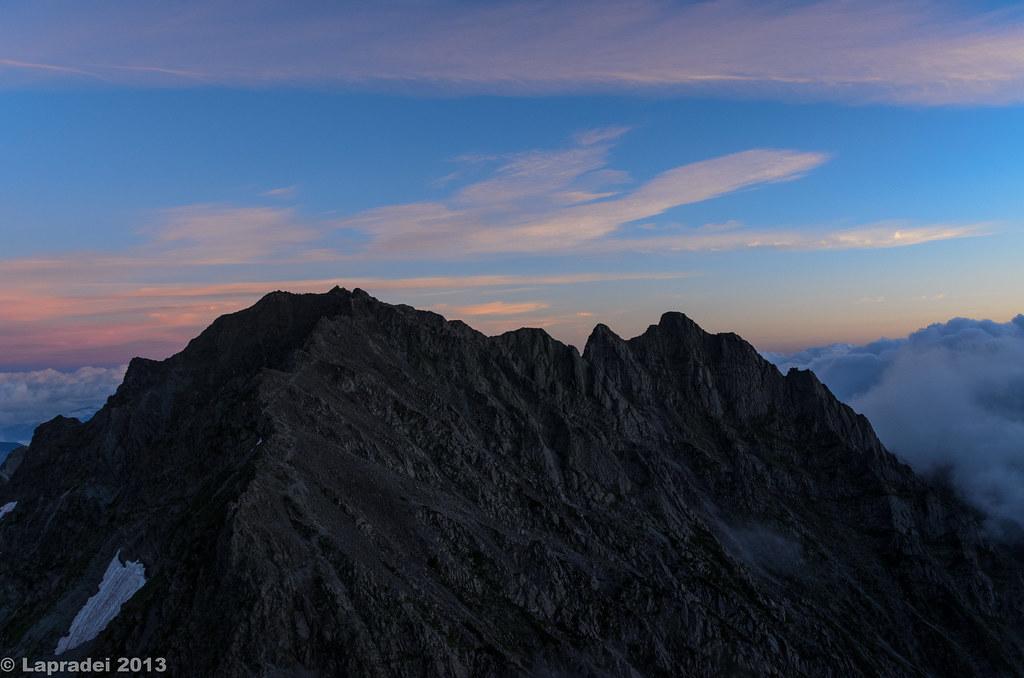 20130803 奥穂高岳