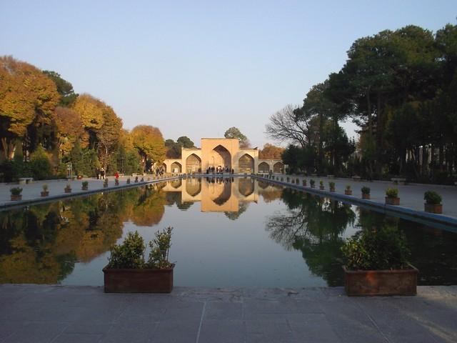 اصفهان - چهلستون