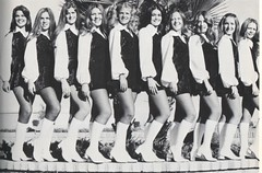 Mesa Community College 1974 Dance Team