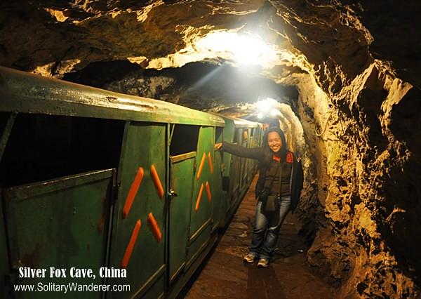 Silver Fox Cave