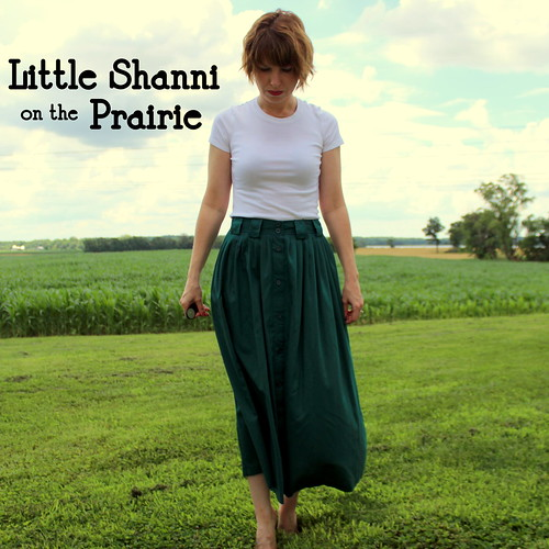 little shanni on the prairie