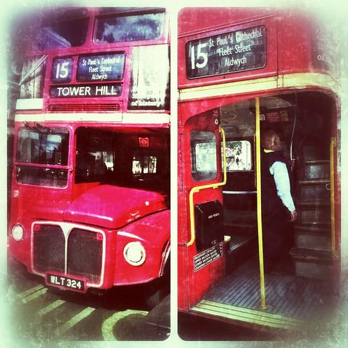 lluoghi romantici Londra