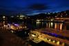 靡笙夜舞~ Czech Prague , Dusk of Vltava (Moldau)河畔~ by PS兔~兔兔兔~