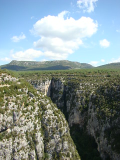029 Uitzicht bij l'Artuby