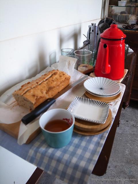 下午茶的點心們