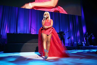 Video Trina performs a tribute to nicki minaj at the 2013 BMI AWARDS