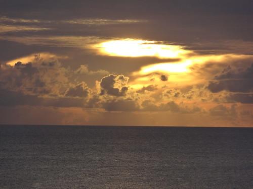 vacation sun sunrise thailand island paradise tropics kotao