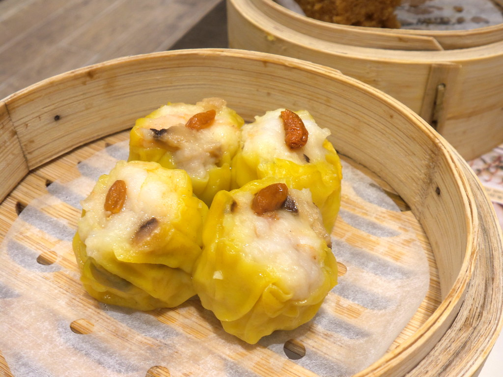 Tim Ho Wan's Pork Dumpling with Shrimp