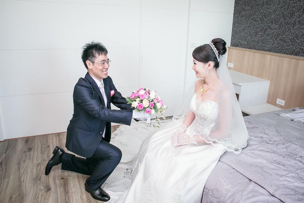 克軒&敏惠 婚禮紀錄 (9)