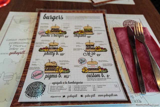 Hamburguesas de Goiko Grill-4