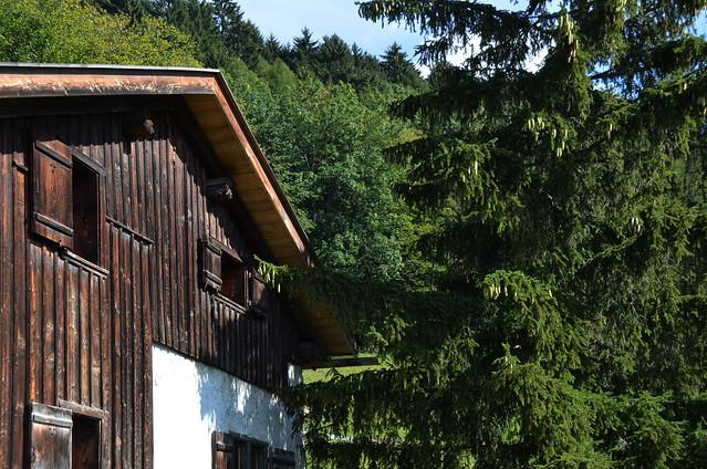 Casita de Heididorf en Suiza