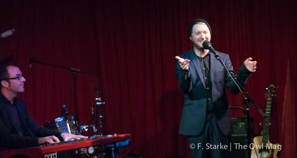 Iko @ The Hotel Cafe, LA September 19, 2013